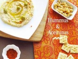 Hummus con Aceitunas: Cómo prepararlo rápido y fácil