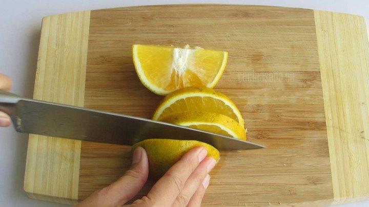 Cortar la Naranja