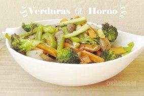 Cómo hacer una Guarnición de Verduras al horno