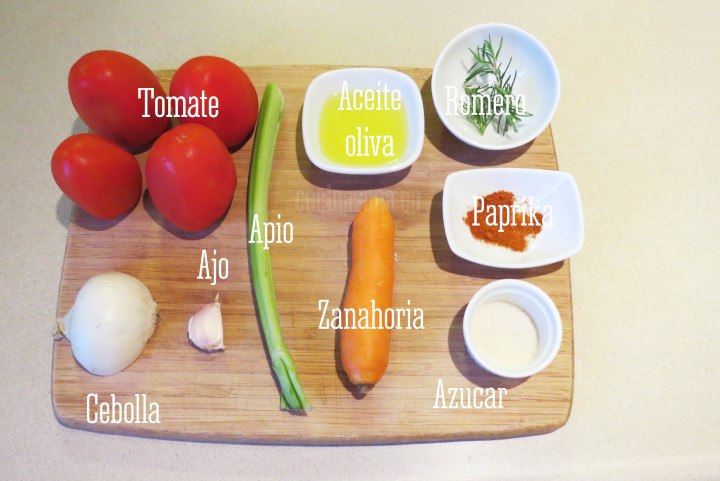 Ingredientes