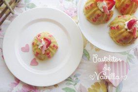Pastelitos de Vainilla: un postre muy romántico