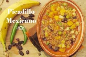 Picadillo Mexicano de Res (ternera): Receta mexicana fácil