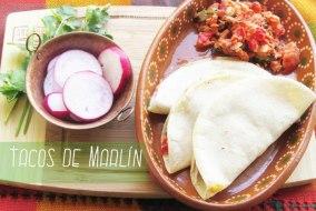 Cómo preparar Tacos de Marlín ahumado