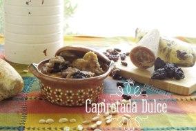 Capirotada Mexicana tradicional: Receta de capirotada dulce