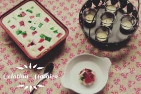 Gelatina mosaico. Una receta muy fácil y deliciosa