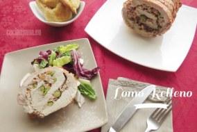 Lomo relleno de Carne Molida con Verduras: receta paso a paso