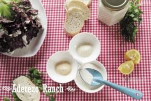 Cómo preparar Aderezo Ranch: Receta original casera