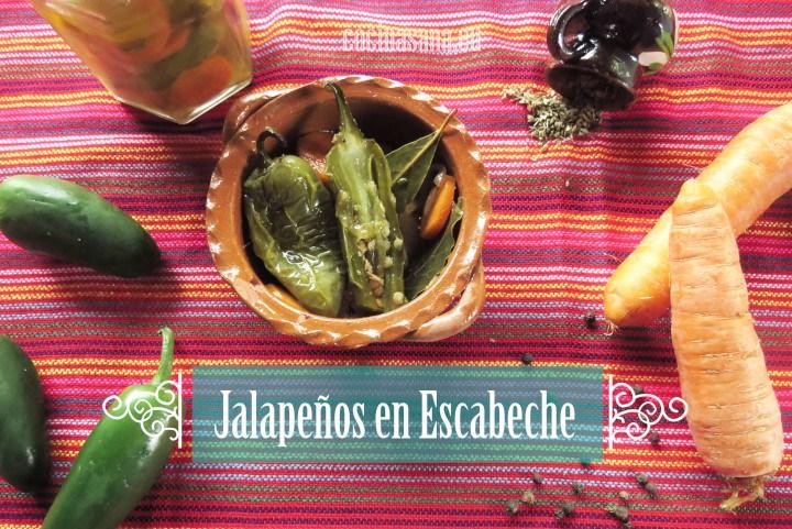 Jalapeños en Escabeche