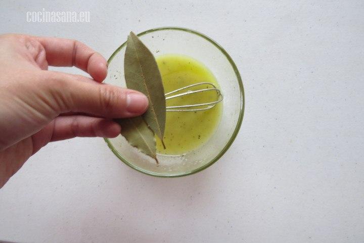 Ensalada de Ejotes judas verdes y Queso Panela