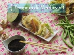 Cómo hacer Tempura de Verduras: Receta fácil y rápida