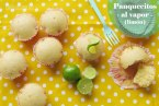 Cómo hacer Panquecitos de Limón al Vapor