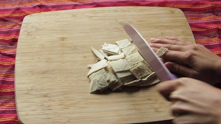 Picar Tortillas