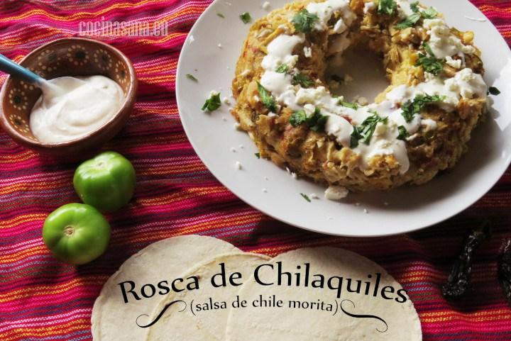 Rosca de Chilaquiles