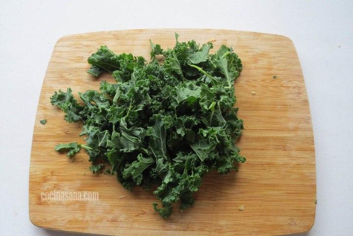 Picar el Kale