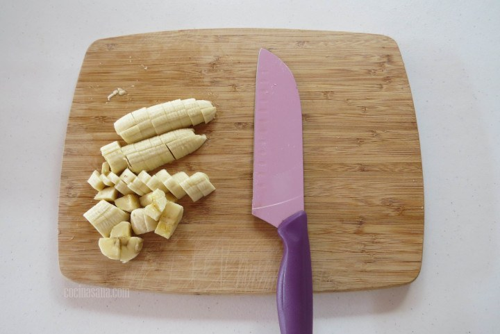 Picar el Plátano