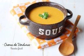 Crema de Verduras: Receta Reconfortante y Súper Sencilla