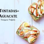 Tostadas con Aguacate y Huevo