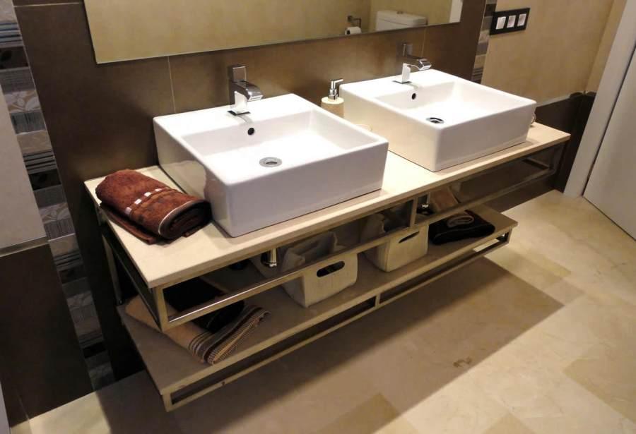 Modelos de muebles de baño modernos