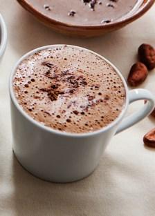 chocolate aromatizado