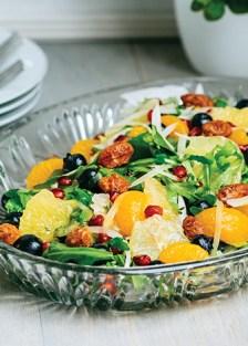 receta de ensalada de citricos