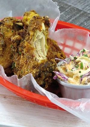 Receta para pollo estilo KFC