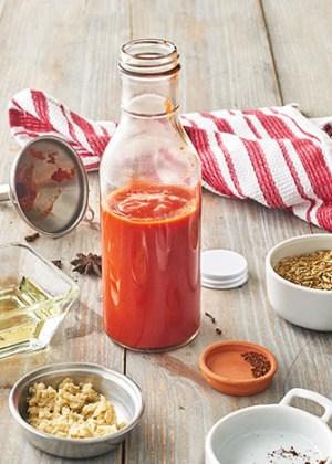 salsa cátsup especiada