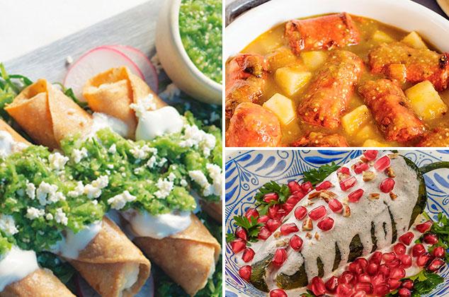 Recetas de Cocina casera mexicana fciles y rpidas