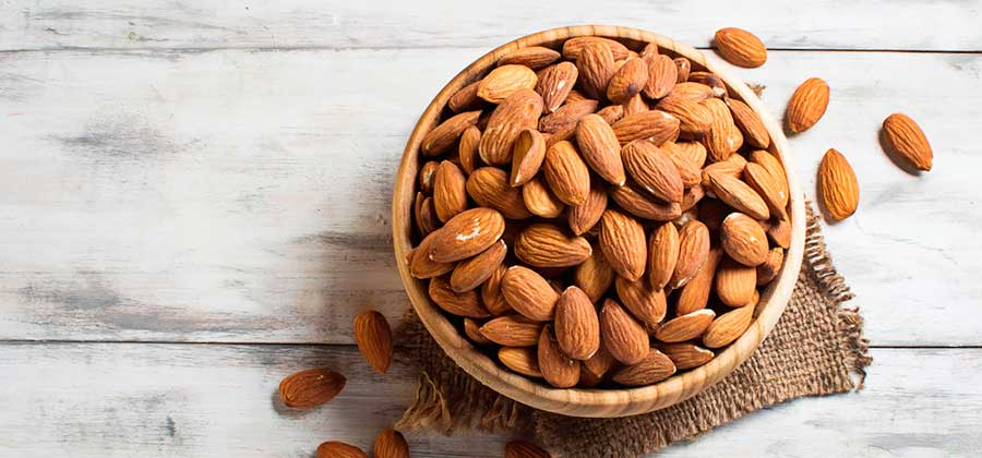 almendra los frutos secos mas saludables