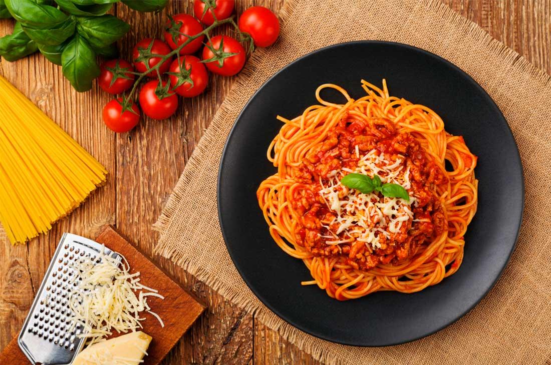 Cmo hacer espagueti a la boloesa la receta original
