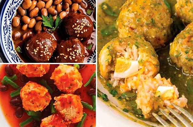 5 recetas de albndigas caseras y econmicas  Cocina Vital