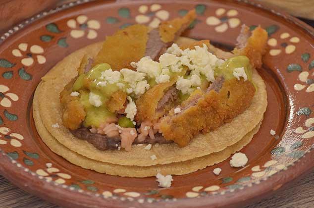 Tacos acorazados  Receta  Cocina Vital