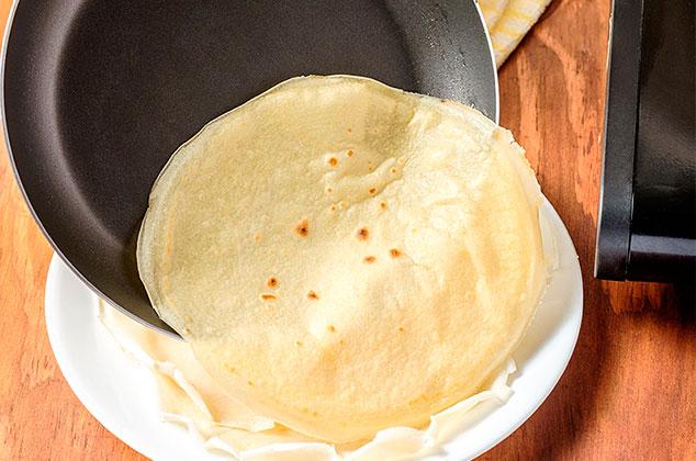 Receta de Masa para crepas dulces y saladas  Cocina Vital  Cocina Vital