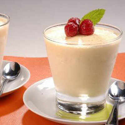 Yogur casero light  comida sana