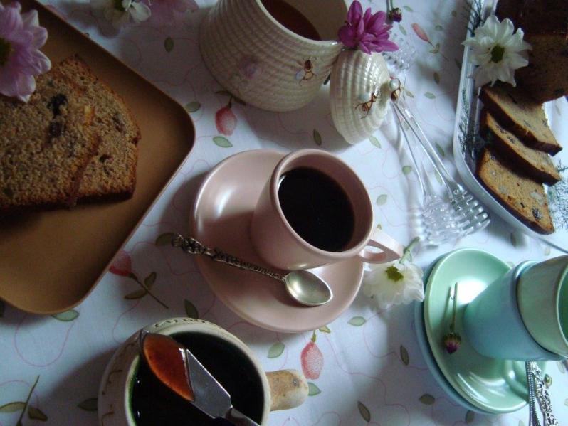 Pan de miel y jengibre