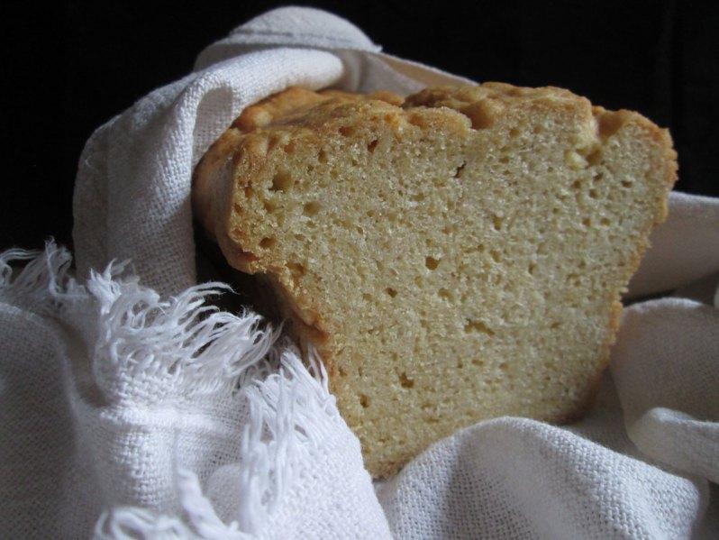 Pan Cotidiano con harina multipropósito «cocinayletras». Gluten free!