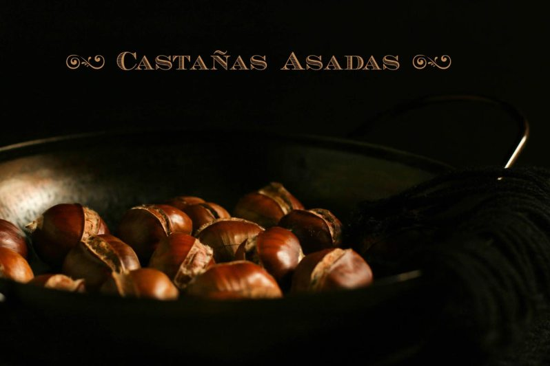 Castañas Asadas. «Le Caldarroste»