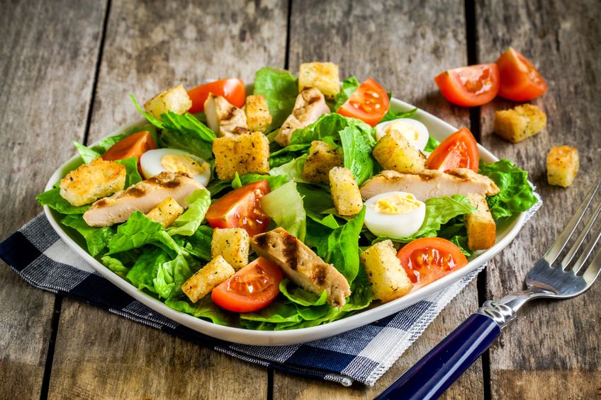 Salad and Go comida rpida y saludable  Cocina y Vino