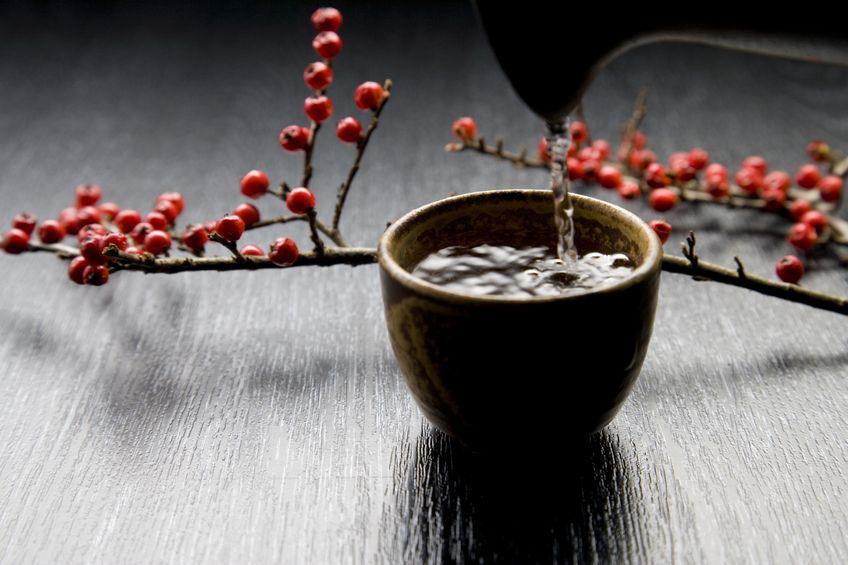 Sake historia japonesa  Cocina y Vino