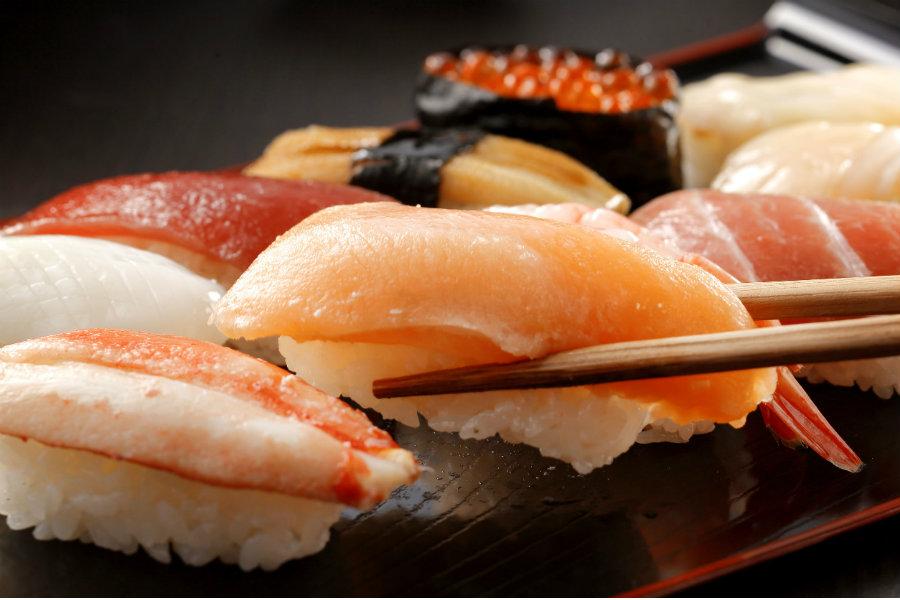La comida japonesa y sus beneficiosos para la salud