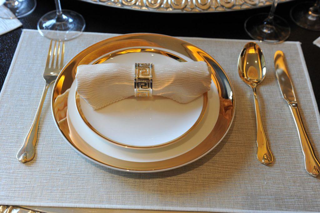 El arte de poner una mesa formal  Cocina y Vino