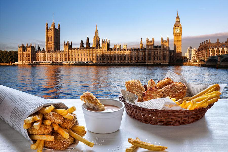 Nueva regulacin londinense sobre comida rpida  Cocina y