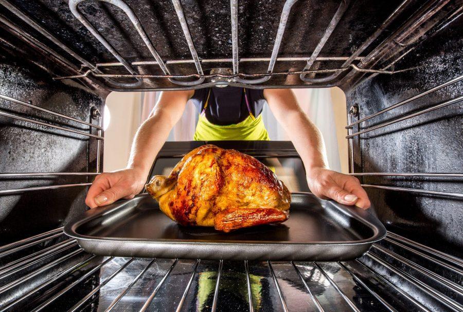 Hornear asar o rostizar en qu se diferencian  Cocina
