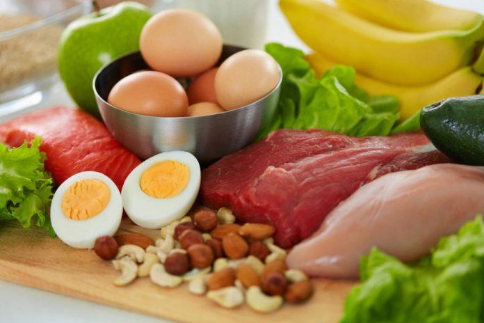 Comida saludable embarazo