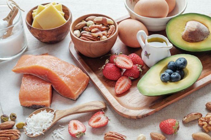 Alimentos dieta keto