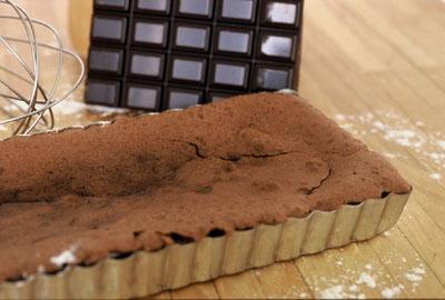 gâteau au chocolat sans beurre ©cocineraloca.fr