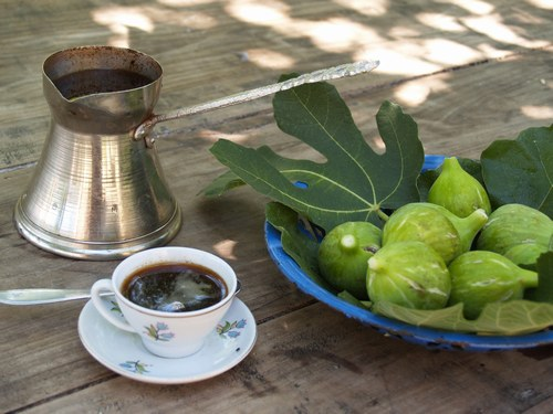 café turc à Radovcici © cocineraloca.fr