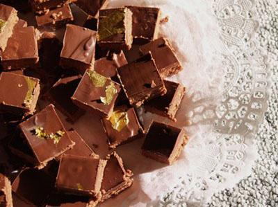 pralinés or © cocineraloca.fr