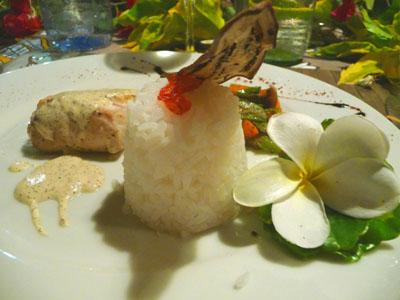 poisson sauce vanille © cocineraloca.fr