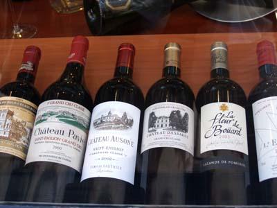 vins de st émilion ©cocineraloca.fr