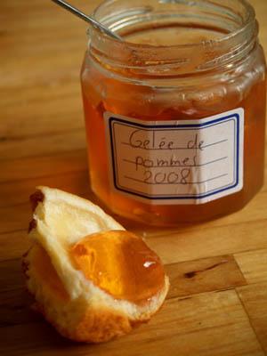 gelée de pomme ©cocineraloca.fr